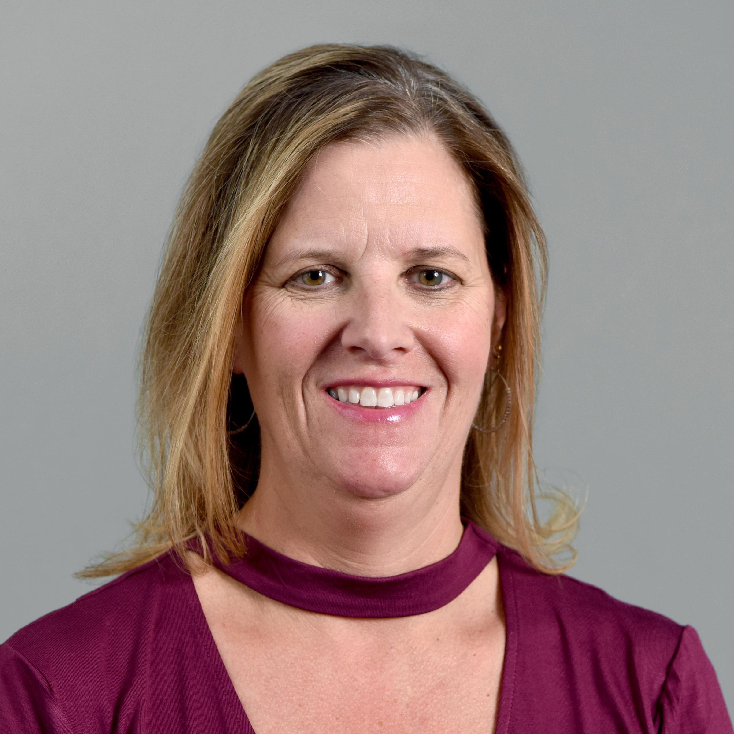Membership Director Terri Thorson
