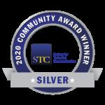 2020 Silver Community Achievement Award